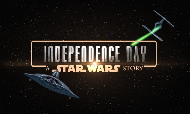 INDEPENDENCE DAY Meets STAR WARS in Hilarious Fan Video