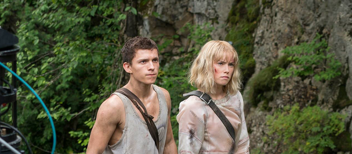 We Have Our First Look at CHAOS WALKING In a Brand New Image
