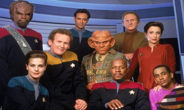 STAR TREK: DEEP SPACE NINE Cast Reunites for 25th Anniversary Photo Shoot