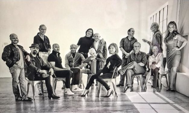 STAR TREK: DEEP SPACE NINE Cast Reunites for 25th Anniversary Photo Shoot