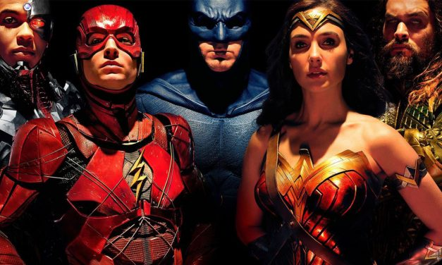 Turn Up the Volume, It's Time to Hear the Entire JUSTICE LEAGUE Soundtrack