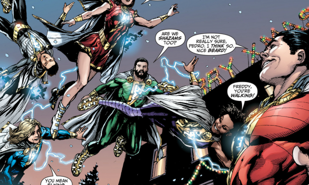 A New Rumor Suggests Casting Underway for Marvel Family in SHAZAM