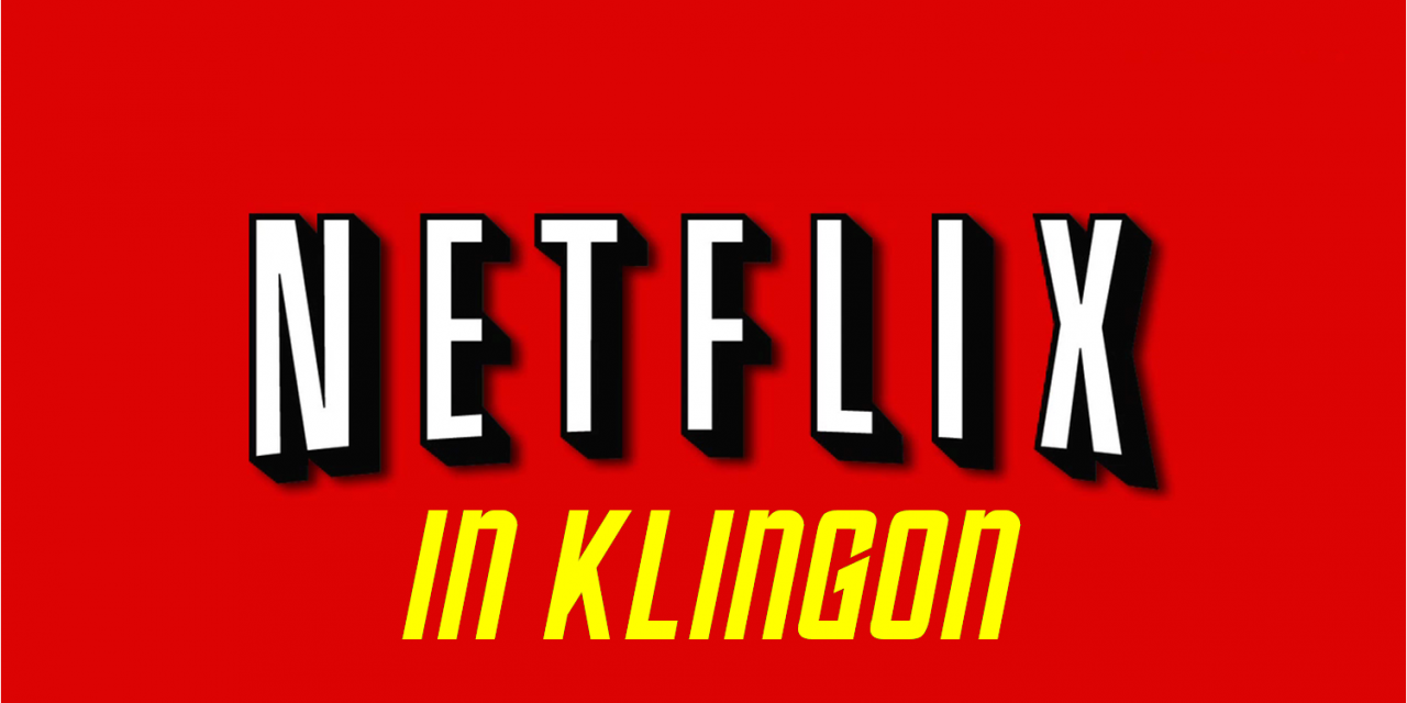 STAR TREK: DISCOVERY Now Has Klingon Subtitles on Netflix