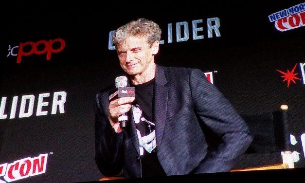 NYCC 2017: Saying Goodbye to Peter Capaldi