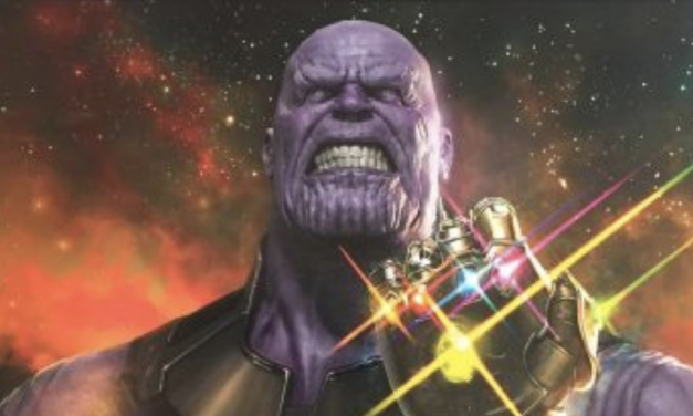 AVENGERS: INFINITY WAR Trailer To Hit Before Year's End