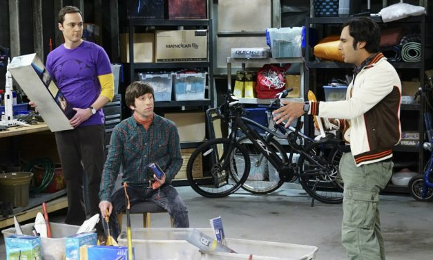 THE BIG BANG THEORY Recap: (S11E04) The Explosion Implosion