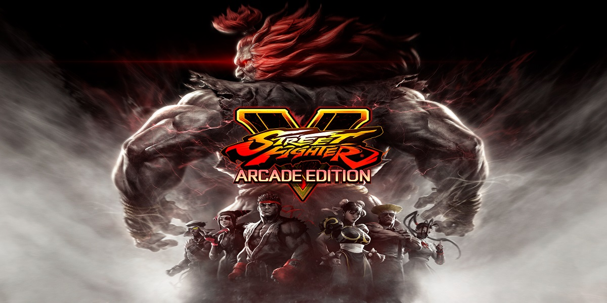 STREET FIGHTER V: ARCADE EDITION is Coming to PlayStation 4 and PC in 2018