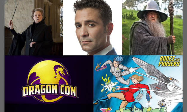 Ep 37 – Dragon Con, Wizards and More with Mark Gagliardi