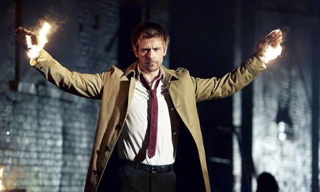 Matt Ryan's 'Constantine' is Returning for a 2-Part LEGENDS OF TOMORROW Arc