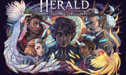 Inside IndieCade 2017: HERALD: AN INTERACTIVE PERIOD DRAMA – Book I & II