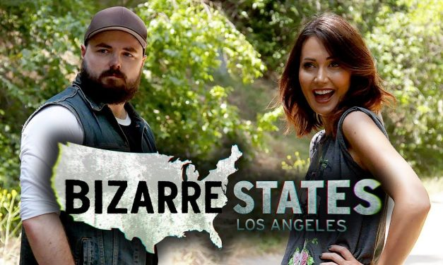 BIZARRE STATES: LOS ANGELES Hunts Ghosts in Exclusive Clip