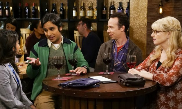 THE BIG BANG THEORY Recap: (S11E03) The Relaxation Integration