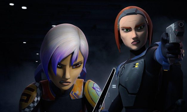 STAR WARS REBELS Recap: (S04E01-E02) Heroes of Mandalore Pt. 1 and 2