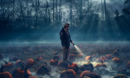 STRANGER THINGS New Halloween Poster Expertly Pays Tribute, Again, to the '80s