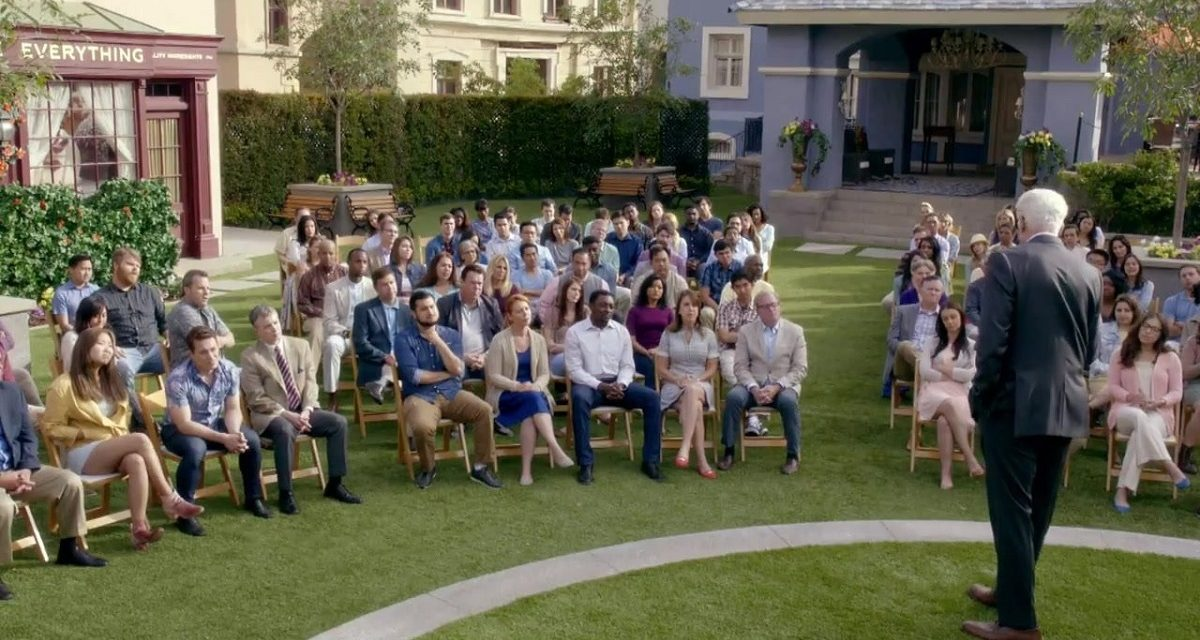 THE GOOD PLACE Recap: (S02E04) Team Cockroach