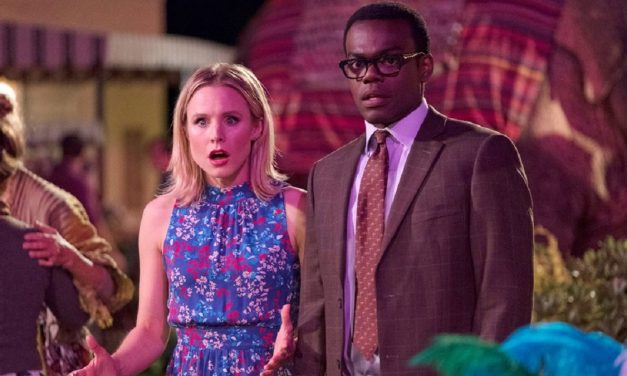 THE GOOD PLACE Recap: (S02E05) Existential Crisis