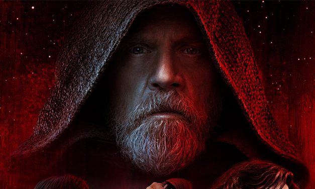 Amazing! Check Out the New Beautiful STAR WARS: THE LAST JEDI Poster