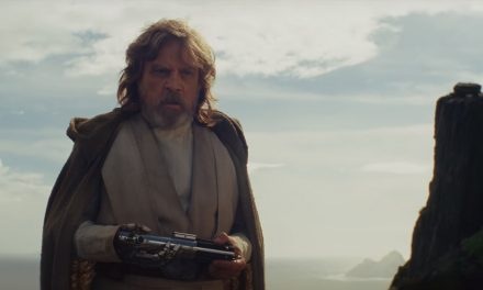 Watch the Exciting and Emotional New Trailer for STAR WARS: THE LAST JEDI