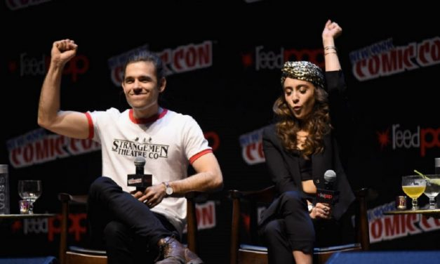 NYCC 2017: THE MAGICIANS Panel Reveals a Magical Quest for Season 3
