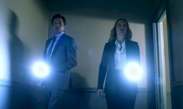 NYCC 2017: X-FILES Trailer Asks Mulder and Scully to 'Betray the Whole Human Race'