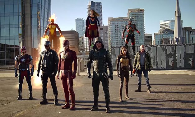"""CW Releases First Teaser for Arrowverse Crossover Event """"Crisis on Earth-X"""""""
