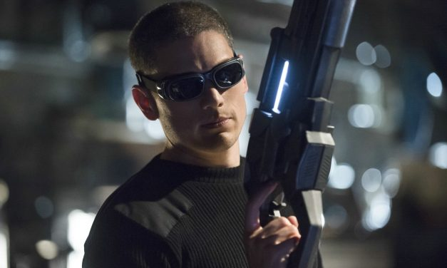Wentworth Miller to Appear as Citizen Cold in the CW Arrowverse Crossover