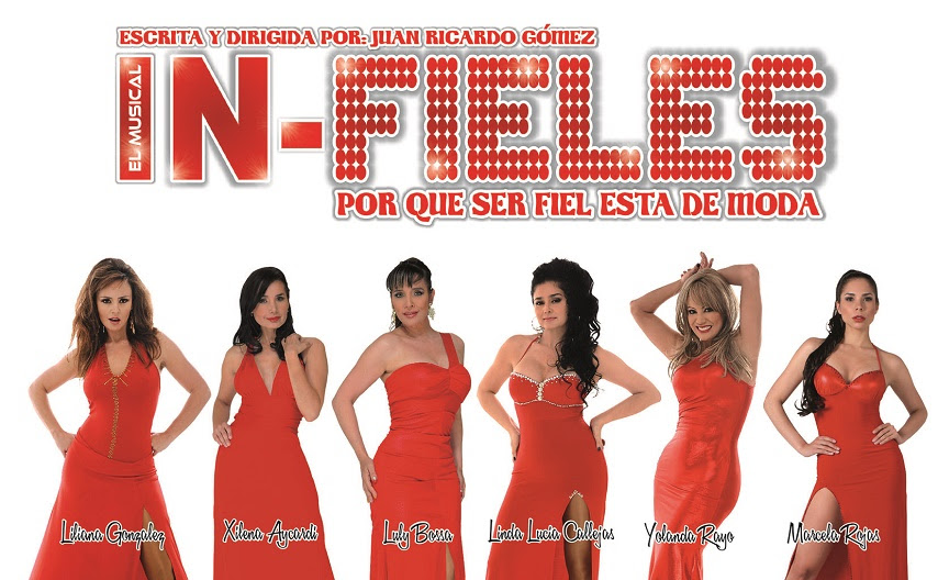 In-fieles teatro poster