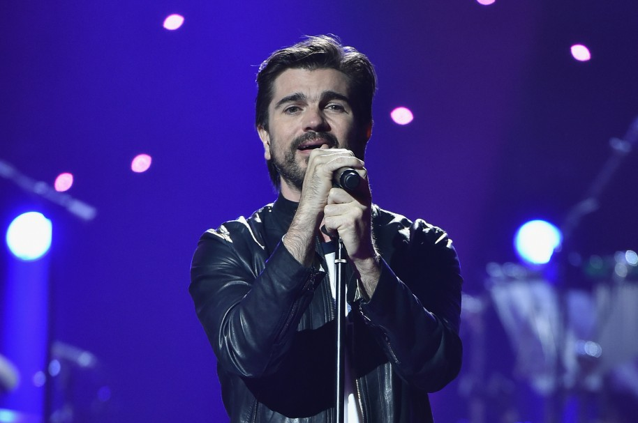 NEW YORK, NY - DECEMBER 05:  (Editorial Use Only)  Musician Juanes performs onstage at Imagine: John Lennon 75th Birthday Concert at The Theater at Madison Square Garden on December 5, 2015 in New York City.  (Photo by Theo Wargo/Getty Images for Blackbird)