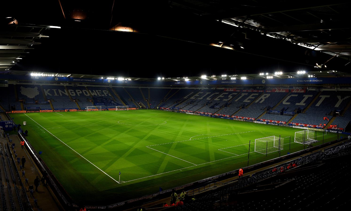 King Power Stadium / Getty Images