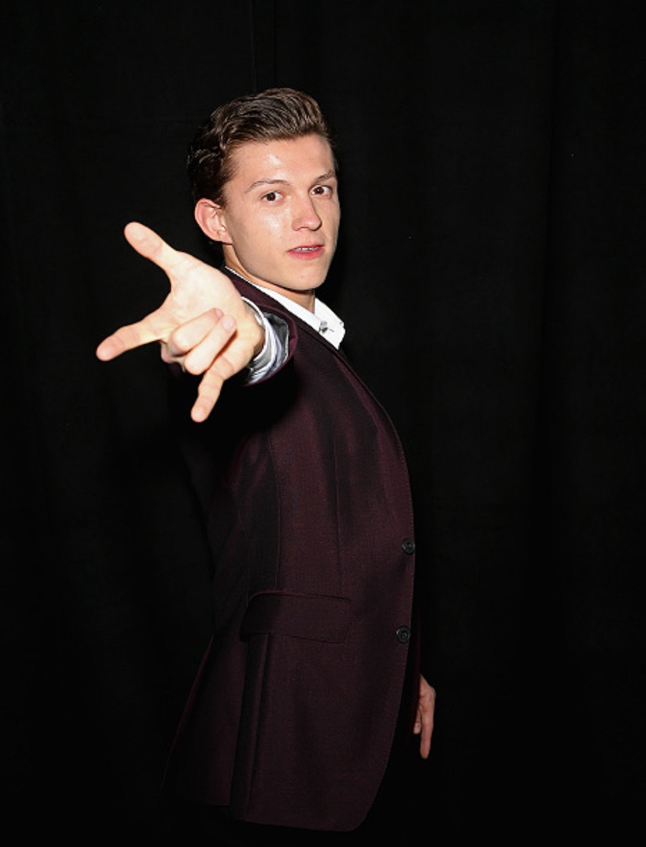 Tom Holland. Foto: Getty Images