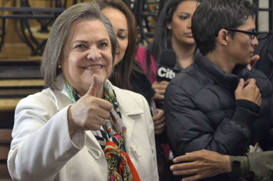 COLOMBIA-ELECTION-LOCAL-CLARA