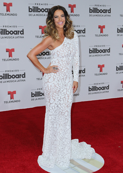 Gaby Espino. Foto: Getty Images