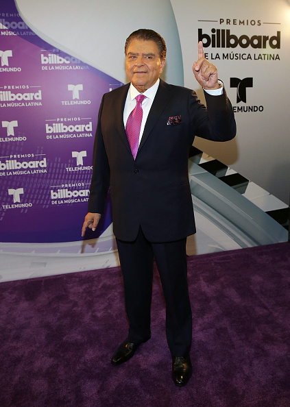 Don Francisco. Foto: Getty Images