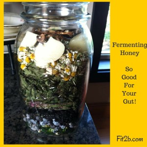 Fermenting Honey So Good For Your Gut - Fit2b
