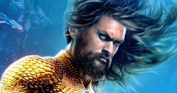 <em>Aquaman</em> Is Getting a Sequel and a Horror Spinoff, Plus More Movie News