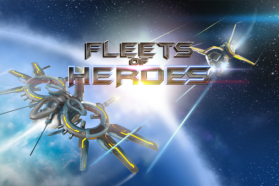 December 2018 Launch Date Announced for Fleets of Heroes Image