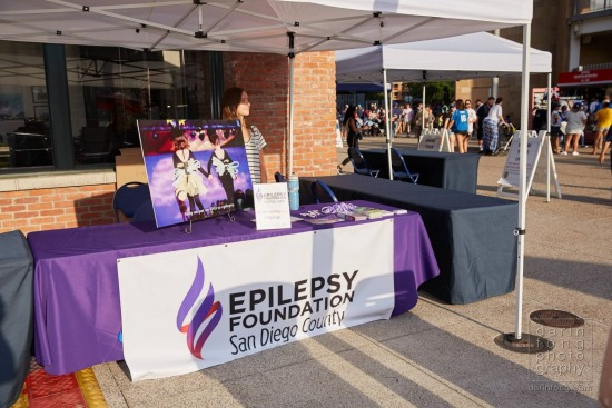 San Diego Epilepsy Foundation - Padres Game