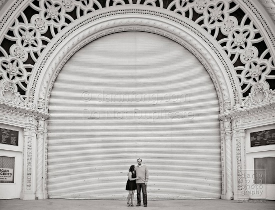 Anita and Bob - Engagement Portraits