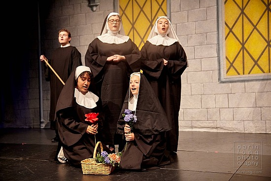 Helix Highland Players - The Sound of Music