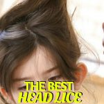 Natural Home Head Lice Treatment
