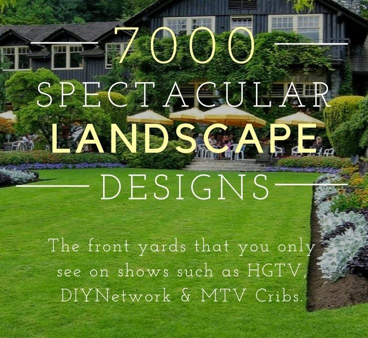 Simple and easy landscaping ideas freecycle usa for Garden design ideas usa