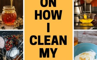 9 Ways How I Clean My Clogged Pores