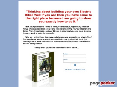 Fast Electric Bike – How to Build a 50MPH Electric Bike