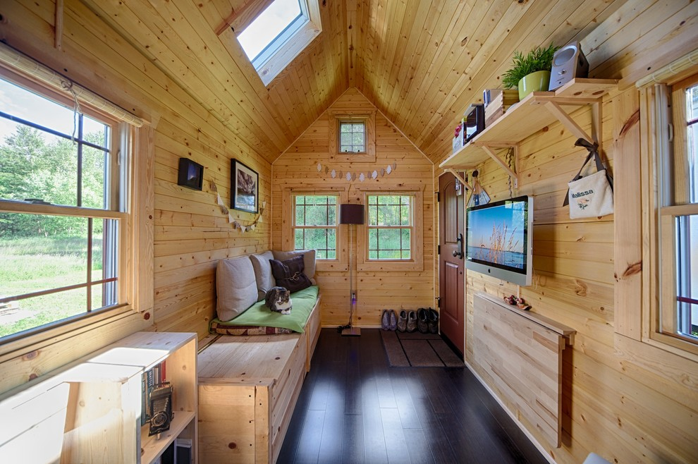 Tiny House Interior Plans why tiny house living is fun - freecycle usa