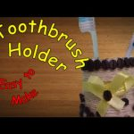 Do-it-yourself Crafts: Toothbrush Holder – Recycled Bottles Crafts