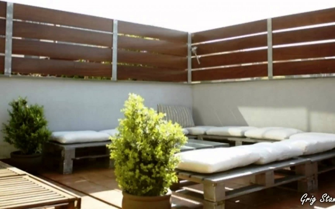 Wood Pallet Out of doors Household furniture Concepts