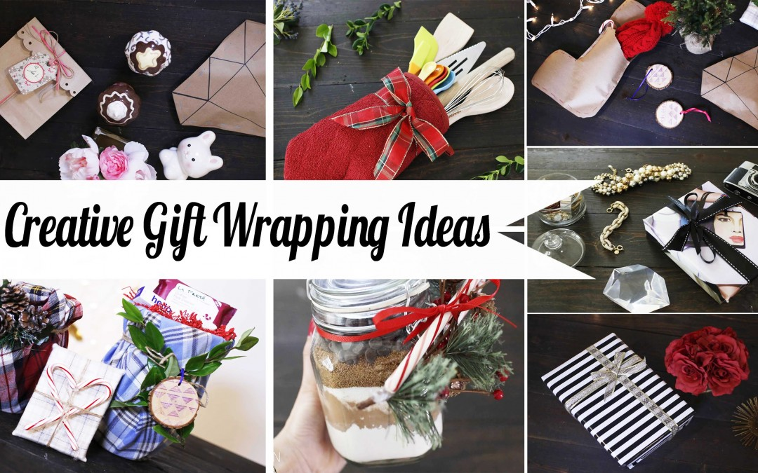 7 Creative Gift Wrapping Hacks – Super Easy | ANNEORSHINE