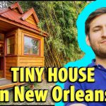 Tumbleweed Tiny House in New Orleans