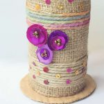 How To Recycled Tissue Paper Roll Vase – DIY Crafts Tutorial – Guidecentral