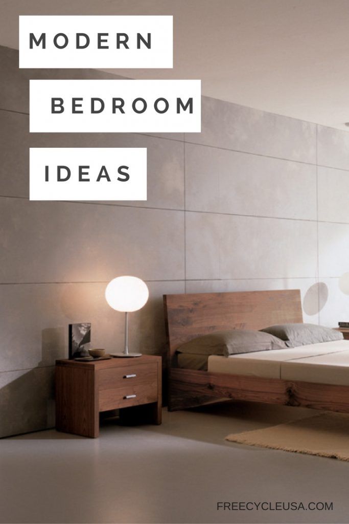 Modern bedroom decorating ideas come to life freecycle usa for Bedroom designs usa